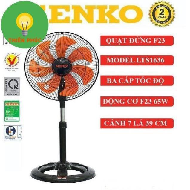 Quạt lửng Senko LTS1636 - Chính hãng