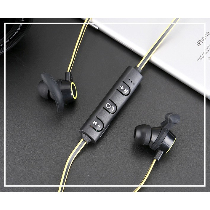 Tai Nghe Bluetooth Thể thao AMW-810 cho điện thoại iPhone Samsung Oppo …