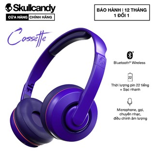 Tai Nghe Bluetooth Skullcandy Cassette Wireless