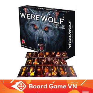 Card game Ma Sói Ultimate Deluxe (Việt Hoá) – Chính hãng BoardgameVN