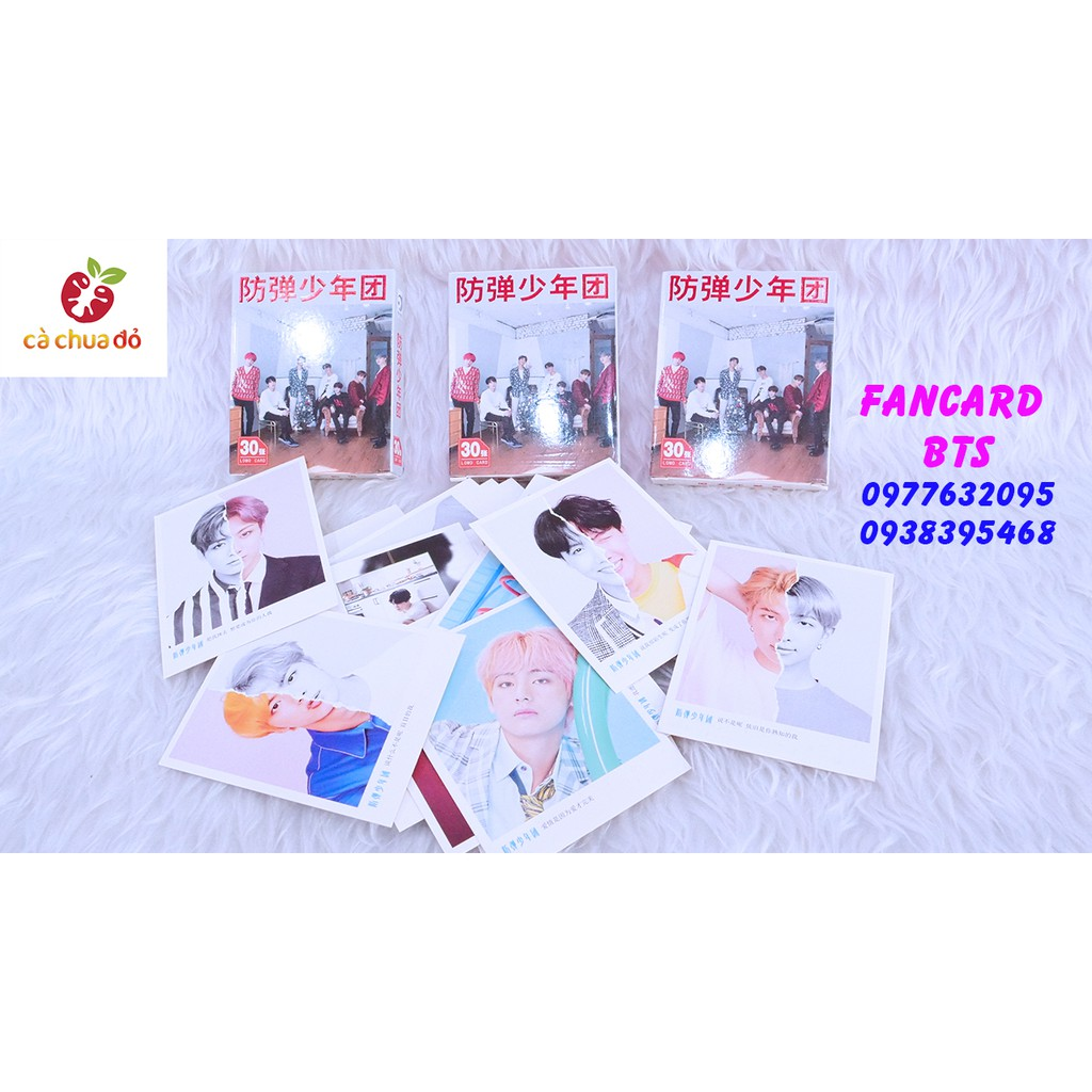 Fancard BTS Persona