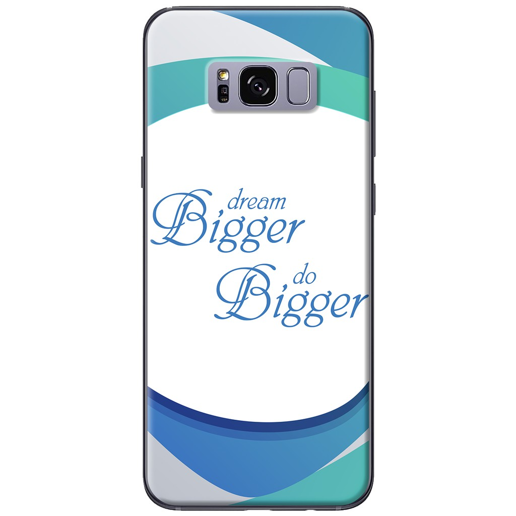 Ốp lưng Samsung S8/S8 plus Bigger