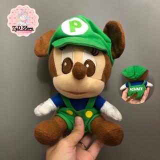 Gấu Bông Minnie Cosplay MARIO - TyD Store - Gấu bông cosplay thumbnail