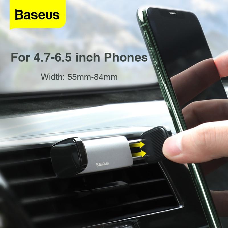 BASEUS Giá Đỡ Điện Thoại Cao Cấp Cho Iphone 11 Pro Max Xiaomi