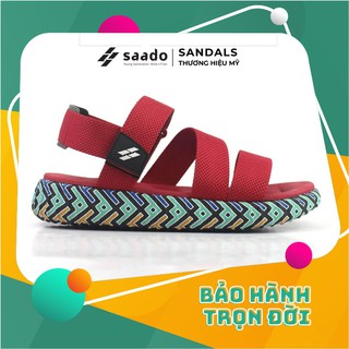 Giày Dép Sandal SAADO - SC03 - Tiny Ocean