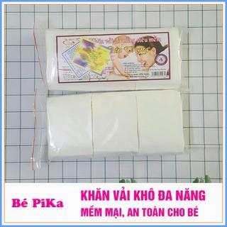Khăn vải khô đa năng Baby Hiền Trang (~230g/gói)