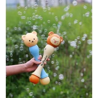 bộ đồ chơi thổi bong bóng vui nhộn cho bé