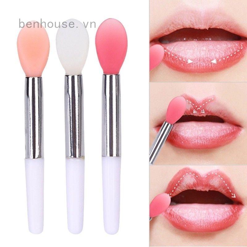 Cọ silicone tô son môi chuyên dụng cho nữ