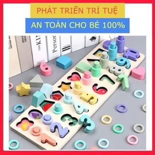 [Mã TOYDEC giảm 10% tối đa 15K đơn từ 50K] BỘ đồ chơi đếm số (loại đẹp)