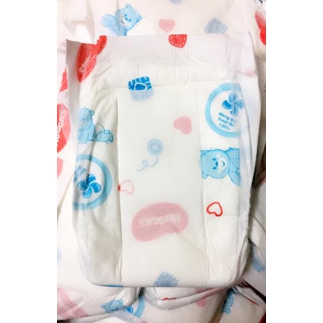 Combo 140 miếng lót sơ sinh Huggies newborn2 cho bé 4-7kg