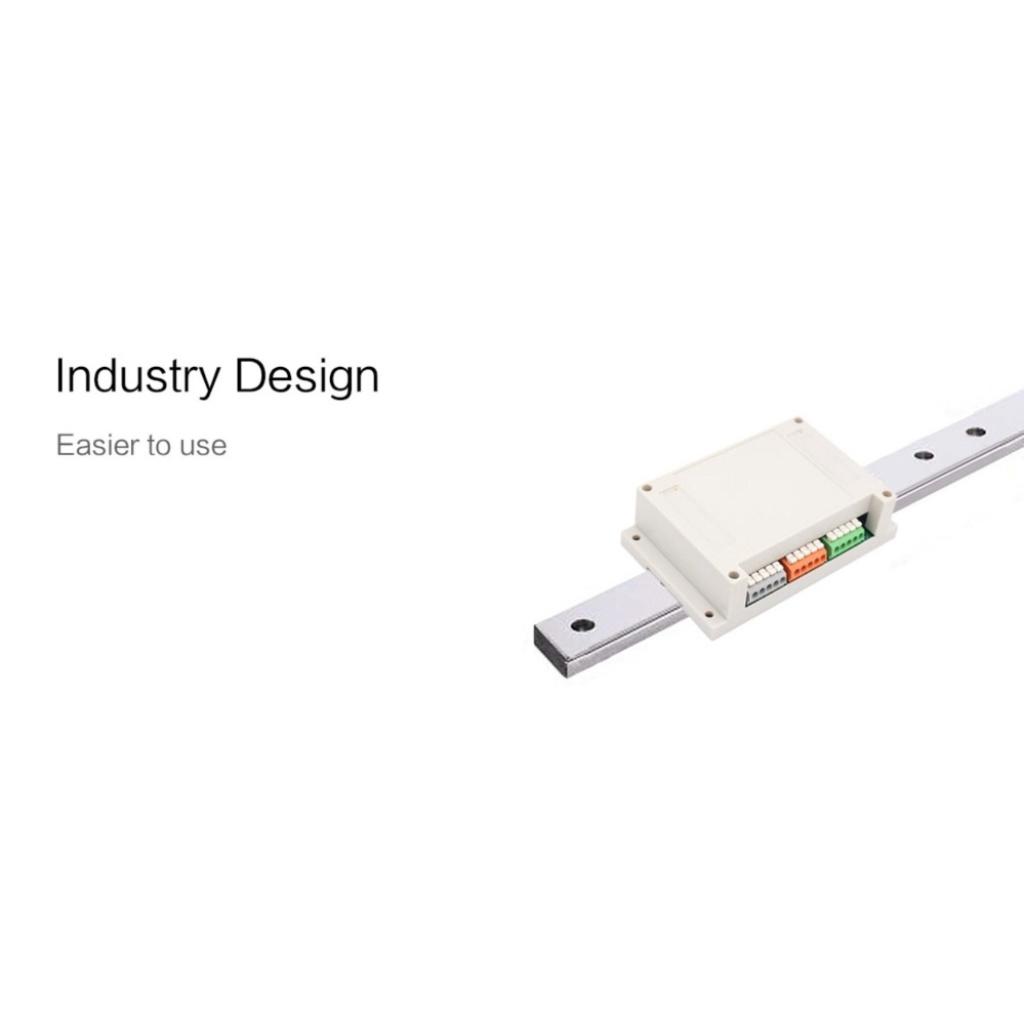 Scanner Printer ITEAD Sonoff 4CH สวิตซ์ Wi-FI ไร้สายแบบ 4 ช่อง ควบคุมแยกอิสระผ่านปุ่มและแอพcanner Printer ITEAD Sonoff 4