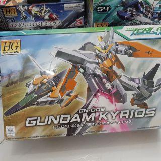 Bộ mô hình lắp ghép HG 00 Gundam Kyrios