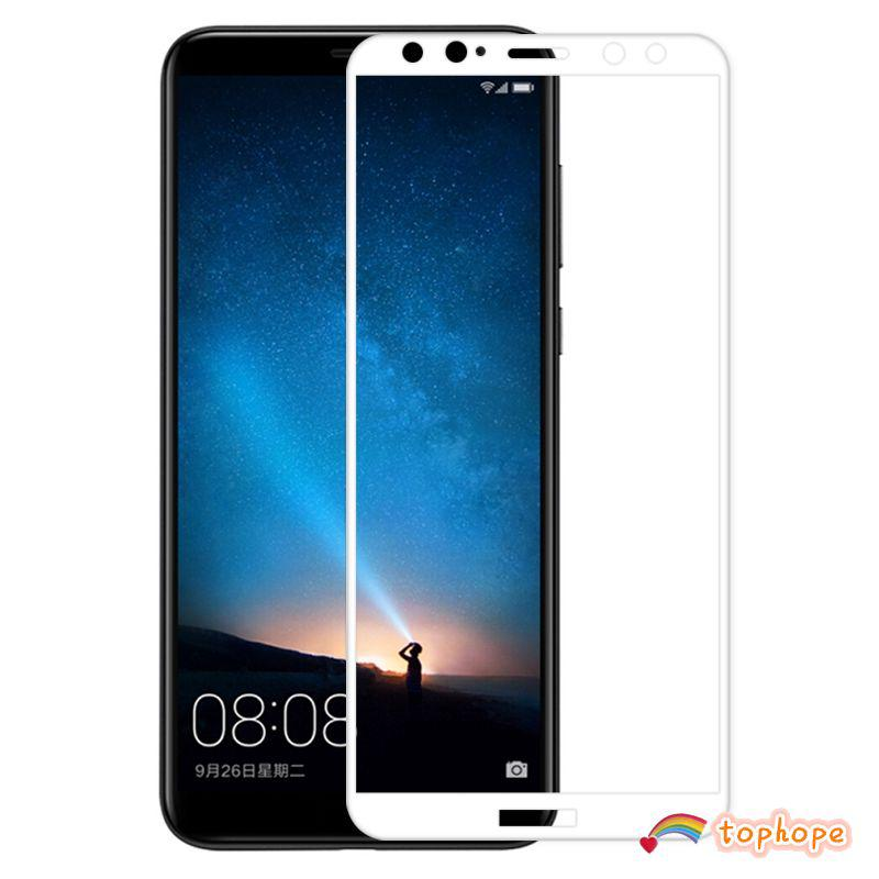 5D Curved Full Tempered Glass Film Screen Protector for Huawei Nova 2i Hope❤