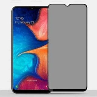 Kính Cường Lực Samsung A20 Nhám Chống Vân Tay