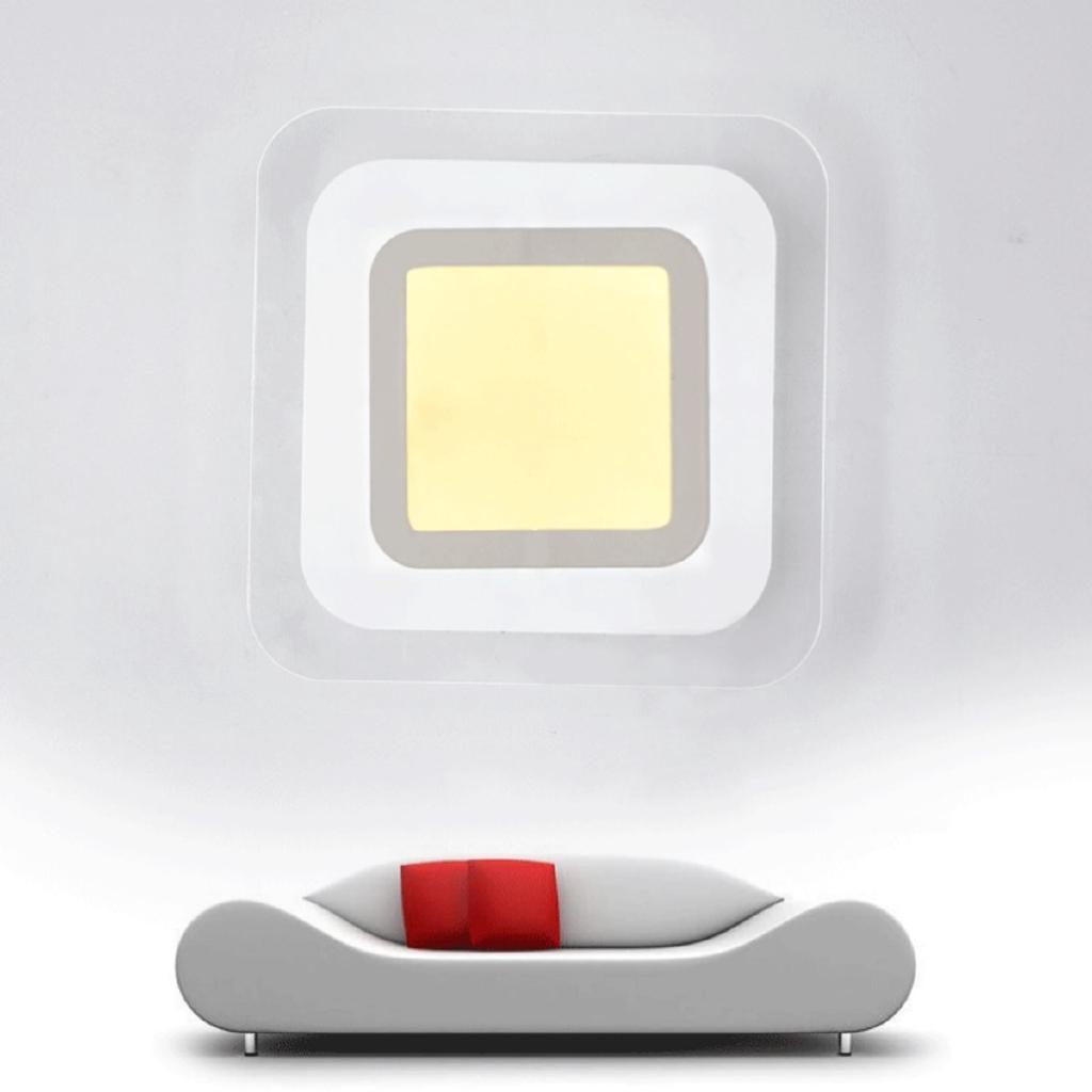 Đèn LED treo tường 9W thiết kế hiện đại