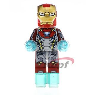 Lego Iron Man Mark 47 Kopf