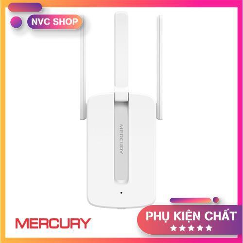 [Chính Hãng BH 3 Năm] Bộ Kích Sóng Wifi Mercury MW310RE 3 Râu Bảo hành 3 năm