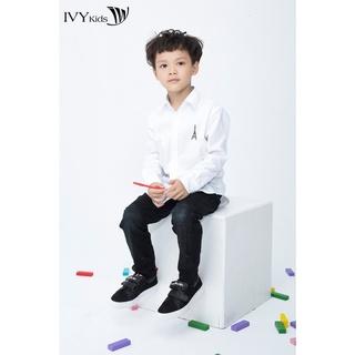 Áo sơ mi dài tay bé trai IVY moda MS 17K0879 thumbnail