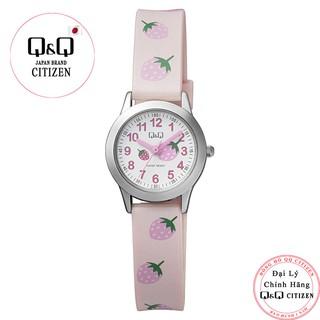 Đồng hồ trẻ em Q&Q Citizen QC29J304Y thương hiệu Nhật Bản thumbnail
