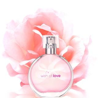 CHÍNH HÃNG NƯỚC HOA NỮ AVON WISH OF LOVE 50ML MÀU HỒNG thumbnail