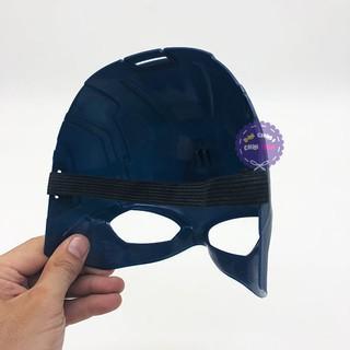 Đồ chơi mặt nạ Captain America bằng nhựa 712-1 ELM-669
