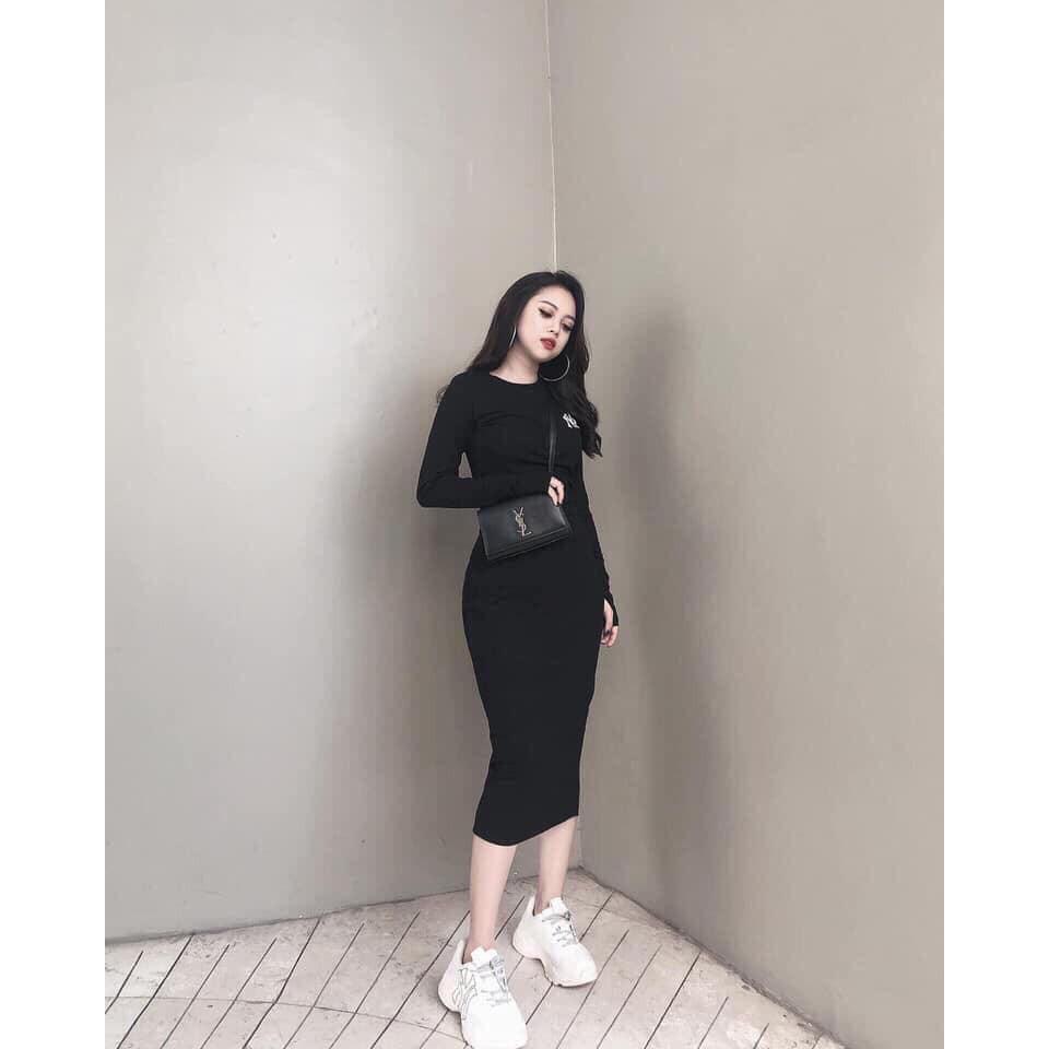 Váy body nữ đẹp ?FREESHIP? Váy nữ len tăm dài tay thời trang nữ Hàn Quốc - 21869926 , 3115316574 , 322_3115316574 , 135000 , Vay-body-nu-dep-FREESHIP-Vay-nu-len-tam-dai-tay-thoi-trang-nu-Han-Quoc-322_3115316574 , shopee.vn , Váy body nữ đẹp ?FREESHIP? Váy nữ len tăm dài tay thời trang nữ Hàn Quốc