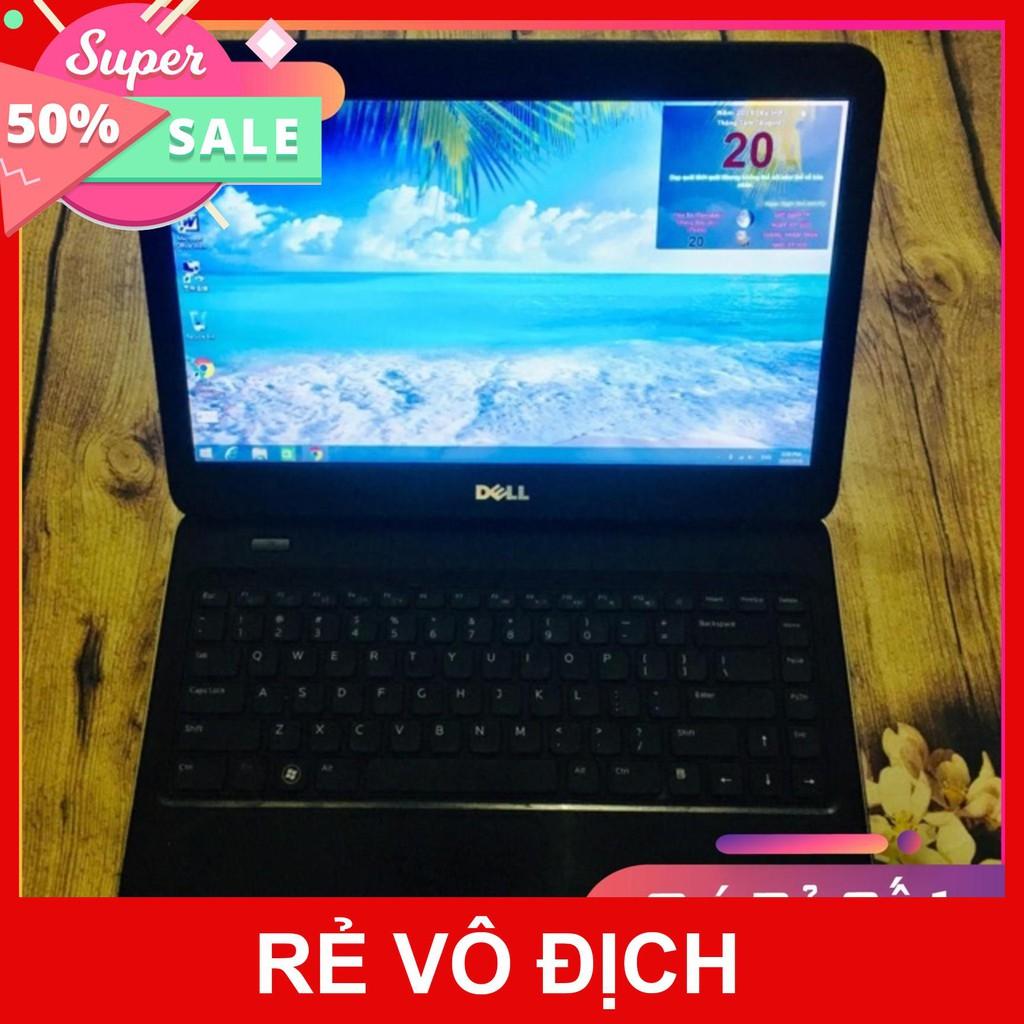 Laptop cũ Dell 1440 co i5/ ram 4gb, ổ 500gb, chơi game ngon, giá rẻ