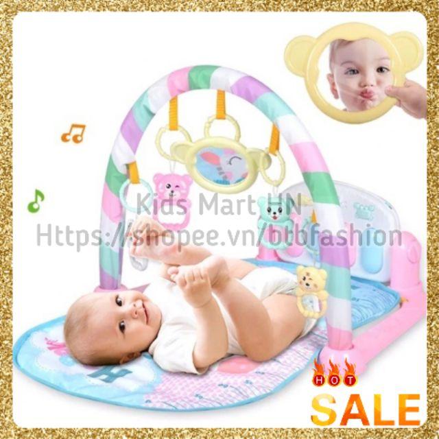 Thảm Nhạc Đồ Chơi Cho Bé Sơ Sinh 0-36 Months, Bàn Phím Piano Phát