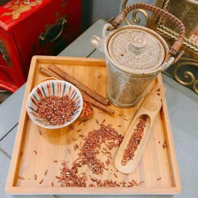 trà gạo lứt 1kg ( lợi sữa, giảm cân, tốt cho sk)