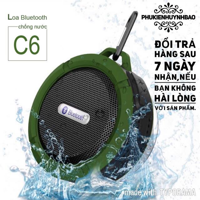 Loa Bluetooth C6 Chống Nước,Đen,(Bảo Hành 3 Tháng) - 3026082 , 756916040 , 322_756916040 , 200000 , Loa-Bluetooth-C6-Chong-NuocDenBao-Hanh-3-Thang-322_756916040 , shopee.vn , Loa Bluetooth C6 Chống Nước,Đen,(Bảo Hành 3 Tháng)