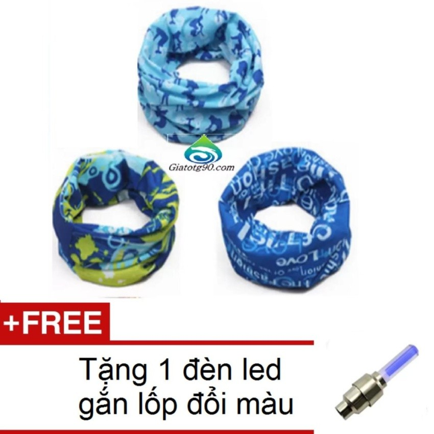 Bộ 3 khăn đi phượt đa năng HQ206311-2 (Xanh sậm) + Tặng 1 đèn led gắn van xe đổi màu 206131 - 3057463 , 553008152 , 322_553008152 , 99000 , Bo-3-khan-di-phuot-da-nang-HQ206311-2-Xanh-sam-Tang-1-den-led-gan-van-xe-doi-mau-206131-322_553008152 , shopee.vn , Bộ 3 khăn đi phượt đa năng HQ206311-2 (Xanh sậm) + Tặng 1 đèn led gắn van xe đổi màu 206