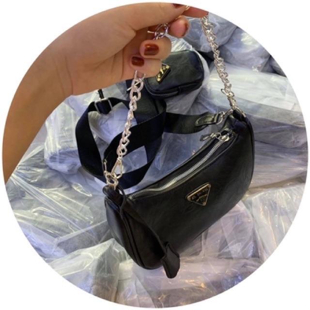 [ HOT] Túi xách nữ đeo chéo đẹp 2020 SHIAN DC76