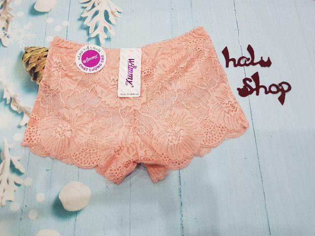 (Sỉ-lẻ có video+ảnh thật) Combo 5 quần lót/ quần váy nữ ren quyến rũ hàng Việt Nam xuất khẩu