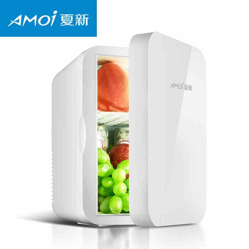 Tủ lạnh mini Amoi 8 lít (đủ dây cắm điện 220V + ô tô)