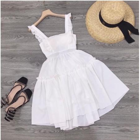[Mã WA1599 giảm 15% đơn 99k] [HÀNG CÓ SẴN] Váy/ Đầm Cánh Tiên Dáng Xinhh