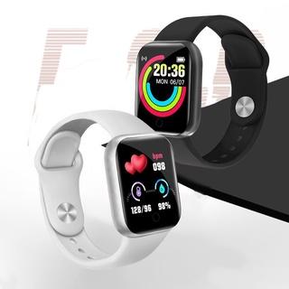 Đồng hồ thông minh T500 Plus kiểu dáng Watch series 6 2021, bản nâng cấp, chống nước, có tiếng việt