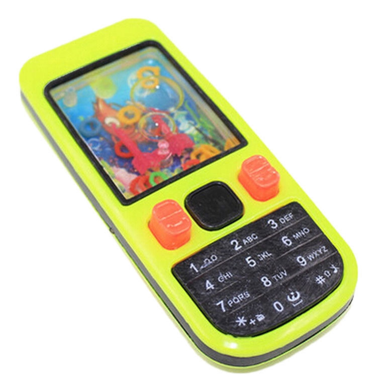 Baby Kids Puzzle Toys Water Mobile Phone Kids Learning Study Educational Toys