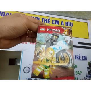 Đồ Chơi Lắp Ráp Lego Ninjago Bộ Mới Lele 31135 Ninja