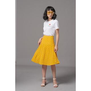 Chân váy rập chấm SIZE M - V1903-3 thumbnail