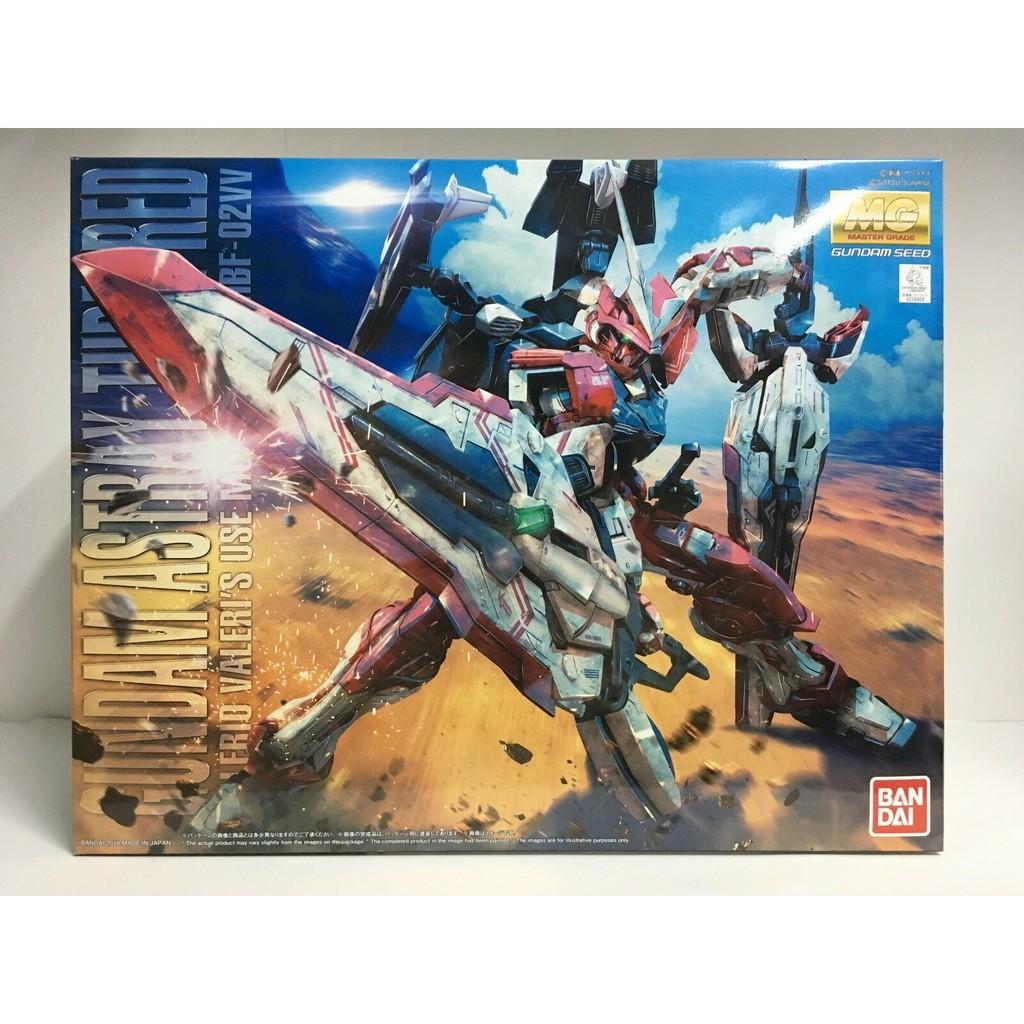 Mô hình lắp ráp MG 1/100 Gundam Astray Turn Red Bandai
