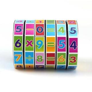 Đồ Chơi Rubik Toán Học