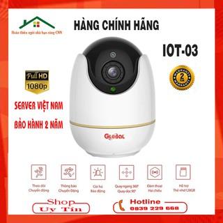 Camera Wifi IP Global IOT02 IOT03 2MB - IOT01 1MB - Server Việt Nam [ chính Hãng BH 2 Năm ] ( c6n a22ep h21pw h21pa ) thumbnail