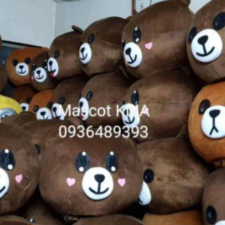 Tổng kho Mascot Gấu Brown, Thỏ Cony – Chất lượng xuất khẩu số 1 thị trường