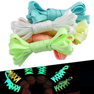 01 Cặp dây giày dạ quang nam nữ dạng dẹt dài 120cm có 3 màu lựa chọn ZATA-ZLS05 thumbnail