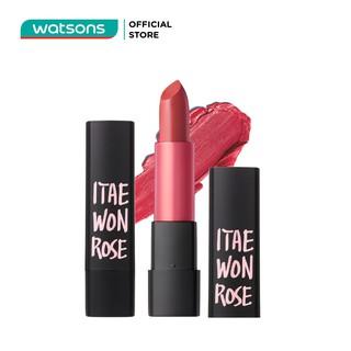 Son Thỏi Macqueen Newyork Hot Place In Lipstick It Aewon Rosek 27G . Rs15 It Aewon Rose