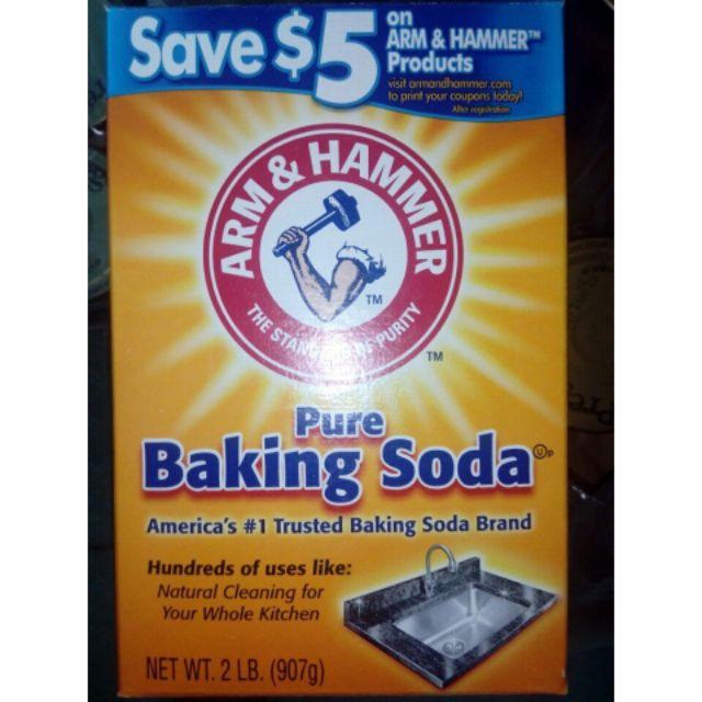 baking Soda loại 454g
