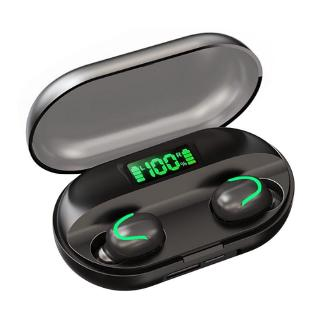 Tai Nghe Bluetooth Vitog TWS Chống Nước Cảm Biến Vân Tay Kiểu Dáng Thể Thao