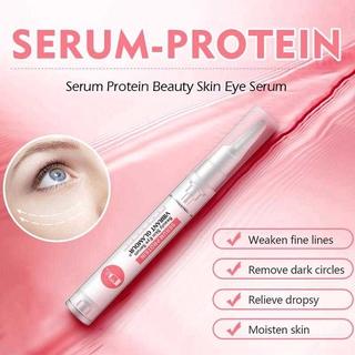 Bộ Serum Protein Dưỡng Mắt Bộ Kem Dưỡng Vibrant Glamour Da Chống Nếp Nhăn Xóa Thâm Quầng Bọng Mắt (Kem dưỡng mắt 20g +Huyết thanh mắt15ml) 6