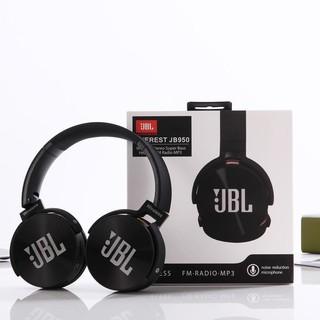 [Mã ELORDER5 giảm 10K đơn 20K] Tai nghe chụp tai headphone Bluetooth JB950 WIRELESS