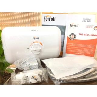 Yêu ThíchBình nước nóng trực tiếp Ferroli Rita FS-4.5 TE
